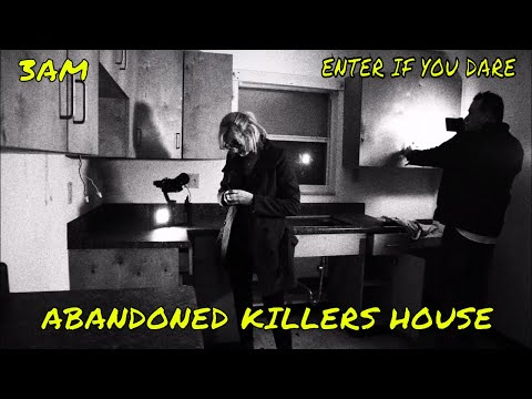 (ABANDONED KILLERS HOUSE) SPECIAL GUESTS ASHLEY AND LORRIE FORM GHI. THE SPIRITS ARE TALKING TONIGHT