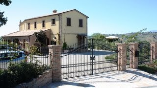 B&b Villa With Four Apartments And 47 Acres Of Land - Atri, Abruzzo