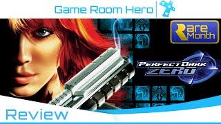 Perfect Dark Zero Xbox 360 Review - Game Room Hero