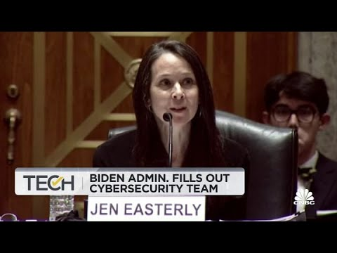 Biden tackles cybersecurity with tech finance leaders