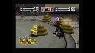Sukamon In An S Tournament (Digimon World)