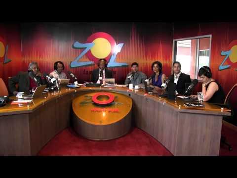 Julio Pou y Francisco Garcia comenta sobre conuco solar en Elsoldelamañana