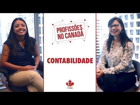 PROFISSÕES NO CANADÁ: CONTABILIDADE