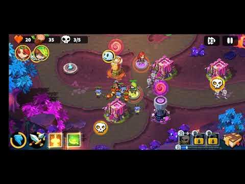 Game Hero Defense King    Chinh Phục Stage 14  