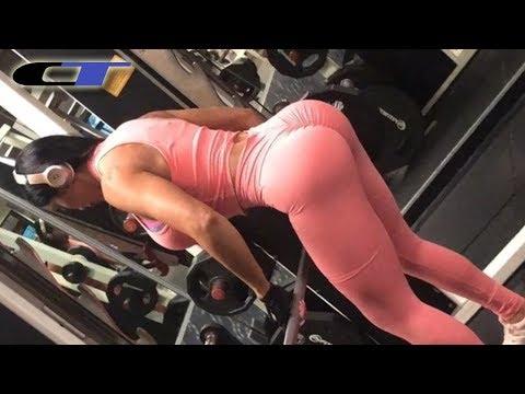 Female Bodybuilder Jennifer Scarpetta Buff Booty from YouTube · Duration:  31 seconds