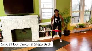 FIT | 4 Mini-Band Lower Body Exercises