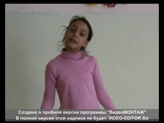 Изображение предпросмотра прочтения – ЕваГнедовская читает произведение «Стрекоза и Муравей» И.А.Крылова