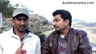 Gaminda and Suneth interview in Australia Thumbnail
