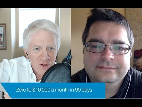 Driving Book Sales from $0, to $10k per month in 90 days