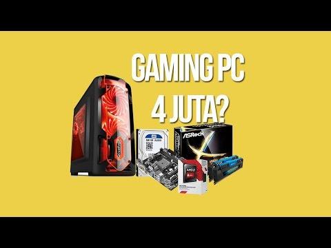 Racik Yuk: Gaming PC Budget 4 Juta!