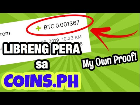 FREE BITCOINS SA COINSPH: EARN MONEY BY VISITING WEBSITE | Coinpayu