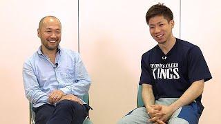 漫画「スラムダンク」の作者・井上雄彦さんとバスケット選手との対談企...