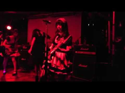 Band-Maid. Live Concert. Poland (19.10.16) (3) Arcadia Girl