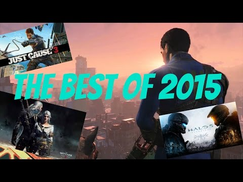 Top 18 Games of 2015