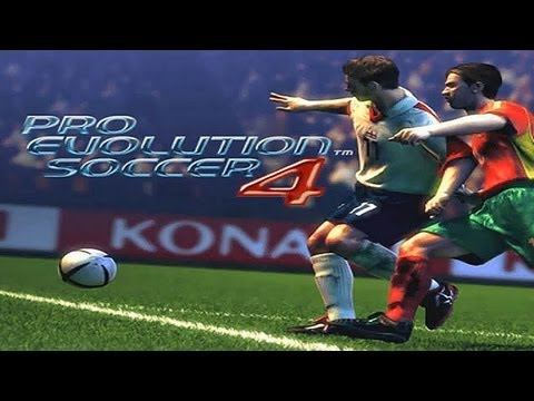 pro evolution soccer 4 demo clubic