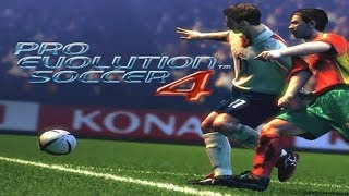 Pro Evolution Soccer 4 - Real Madrid vs Barcelona
