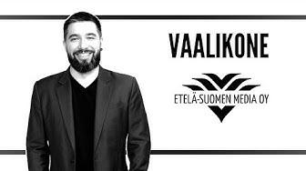 Eduskuntavaalit 2019 - Täytetään Etelä-Suomen median vaalikone - Tere Sammallahti