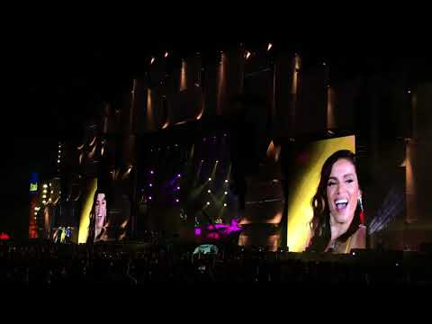 The Black Eyed Peas ft Anitta - eXplosion Rock in Rio 051019