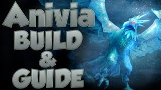 League of Legends - Anivia Build - with Commentary