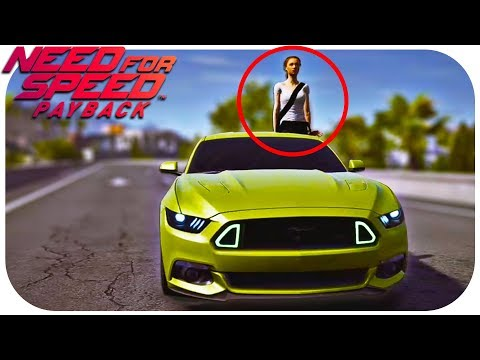 NEED FOR SPEED PAYBACK - FAILS & GLITCHES...