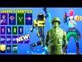 *NEW* Skins & Emotes..! (FREE STYLES, Howard The Alien, Toy Soldiers) Fortnite Battle Royale
