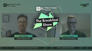 Simon Torrance, Author of The New Growth Playbook | The Breakfast Show | Episode 121