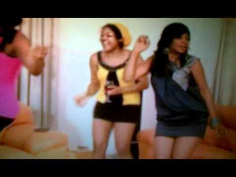 NSE Ikpe Etim dance to screen saver movie ladies