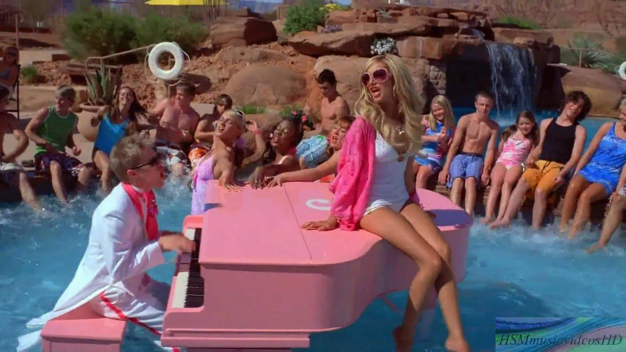 High School Musical 2 - Fabulous (Full HD 1080p) (Lyrics ...