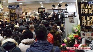 東京でも「ブラックフライデー」 イオン ブラックフライデー 検索動画 28