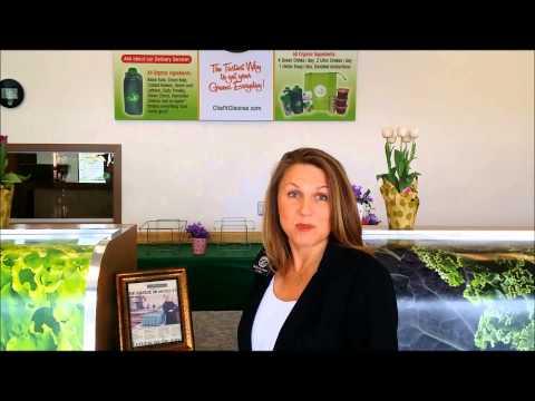 Rebecca J. - Chef V Organic Green Drink Testimonial