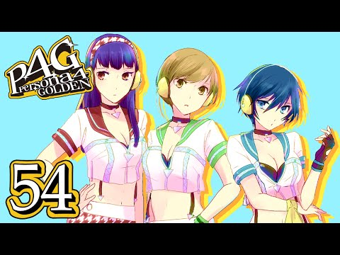SEXY OUTFITS - Let's Play - Persona 4: Golden - 54 - Walkthrough Playthrough