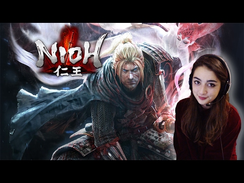 THE NEW DARK SOULS?! - Nioh Playthrough - Part 1