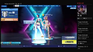 Fortnite Live (Time to pass rage) #Arena