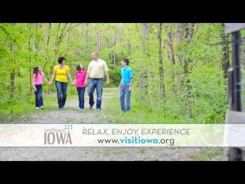 Northeast Iowa Tourism - Visit Iowa 2014 v004
