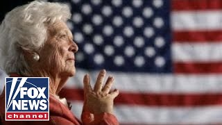 Sununu: Barbara Bush was the 'rock' of the family