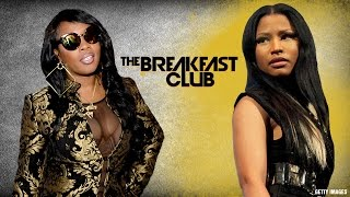the-breakfast-club-discuss-nicki-minaj-s-absence-in-her-own-rap-battle