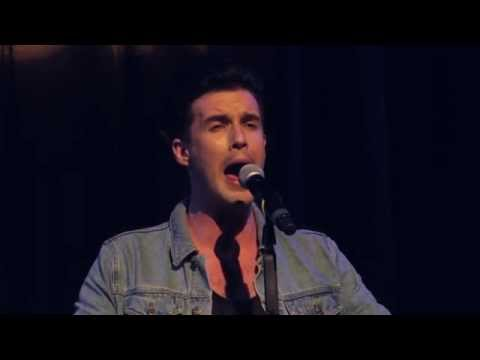 Jamie Lambert sings Scott Alan's 'Again' at the Hippodrome on September 18th, 2015