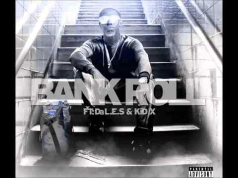 DJ Milkshake Ft Da LES & KiD X  - Bankroll (NEW 2015)