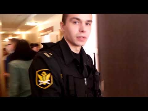 Судебные приставы Трагедии в работе ч  2 юрист Вадим Видякин