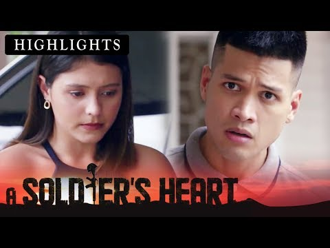 Elmer Learns That Grace Is Pregnant   A Soldier's Heart (With Eng Subs)