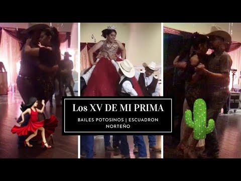 Asi Bailan Los Mora | Fiestas Familiares: POTOSINOS