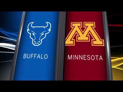 Buffalo at Minnesota - Football Highlights