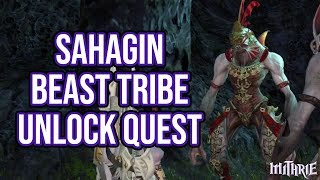 FFXIV 2.2 0319 Unlock Sahagin Dailies (Beast Tribe Quests)