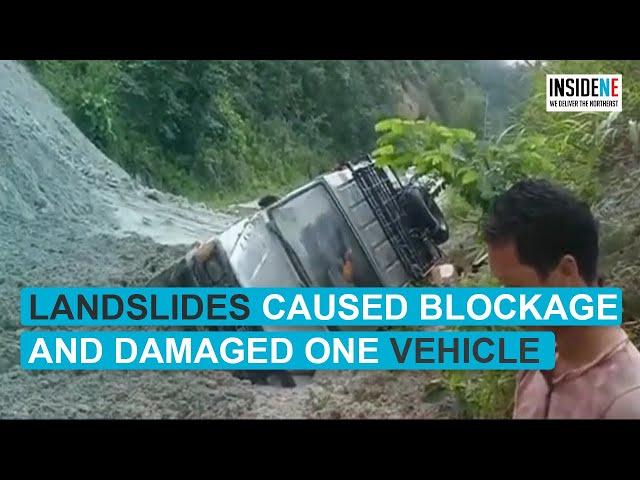 Heavy rain causes flood and blockage in Arunachal Pradesh