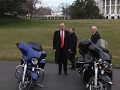 Trump says bikers were 'with me all the way'