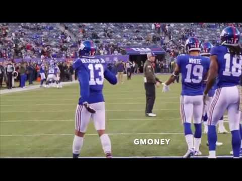 Odell Beckham Jr Ultimate Career Highlights Mix || T-Shirt || Migos