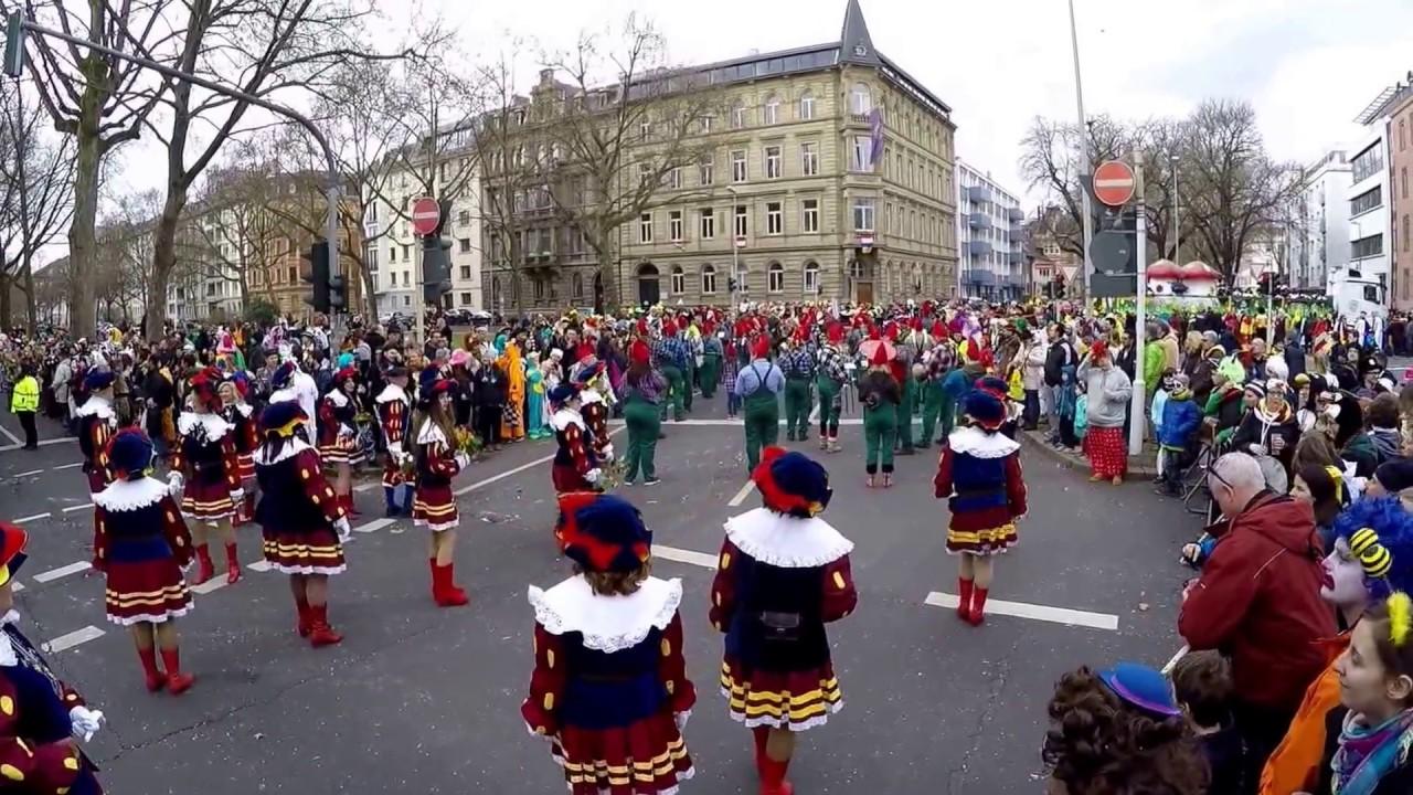 Rosenmontag Mainz