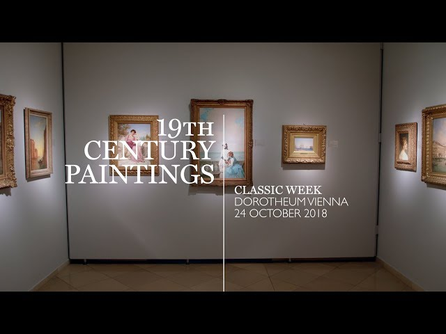 Dorotheum - 19th Century Paintings Preview 2018