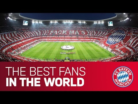 'Our fans were simply louder!' | Best FC Bayern Tifos