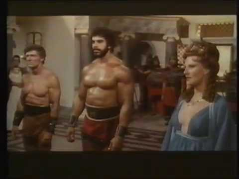filme os sete magnificos gladiadores
